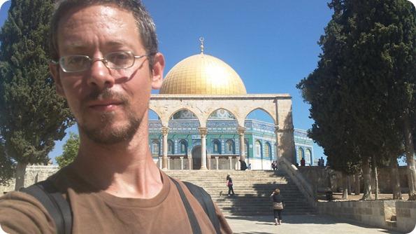 Dome du Rocher - Jérusalem