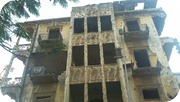 Beyrouth - immeuble