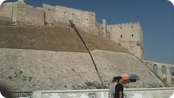 NO Syria - Citadelle d Alep