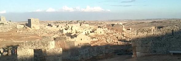 NO Syria - Dead Cities - Sergilla