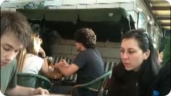 Ankara - terrasse de bar