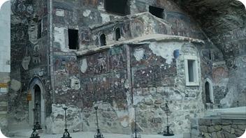 trabzon - monastere de Sumela