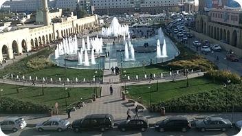 Erbil - place de la Citadelle