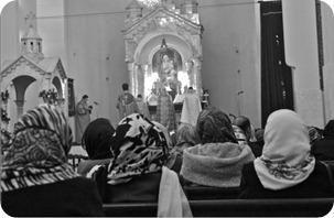Prison Iran - Cathedrale armenienne