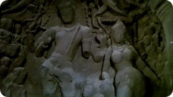 Inde du Nord - Elephanta Island Temple - Bombay Mumbai