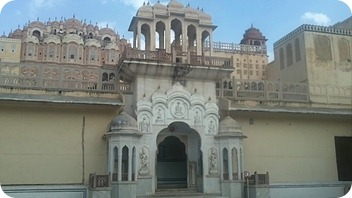 Inde du Nord - Hawa Mahal - Jaipur