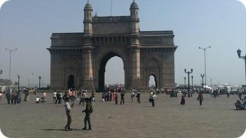 Inde du Nord - India Gate - Bombay Mumbai