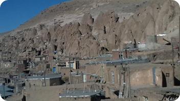 Iran Apercus Perses - Kandovan cappadocia