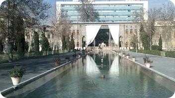Iran Apercus Perses - Palais Golestan Téhéran