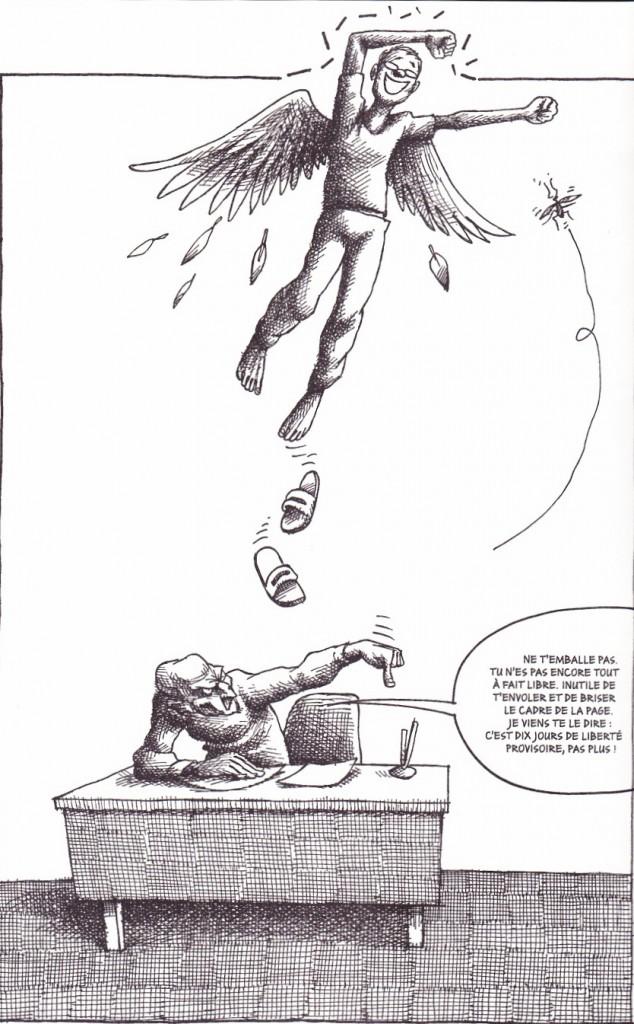 Mana Neyestani liberation