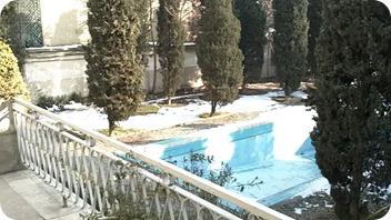 Prison Iran - Jardins Ambassade de France